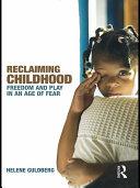 Reclaming Childhood