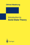 Introduction to Solid-State Theory Pdf/ePub eBook
