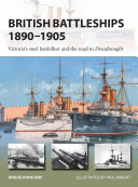 British Battleships 1890   1905