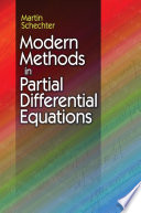 Modern Methods in Partial Differential Equations