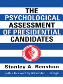 Pdf The Psychological Assessment of Presidential Candidates Telecharger