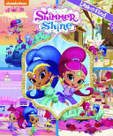 Shimmer and Shine Look and Find