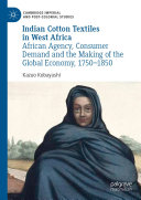Indian Cotton Textiles in West Africa Pdf/ePub eBook