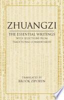 Zhuangzi  The Essential Writings