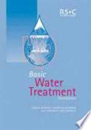 Basic Water Treatment Book PDF