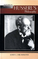Historical Dictionary of Husserl's Philosophy