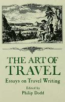 The Art of Travel Pdf/ePub eBook