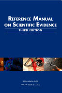 Reference Manual on Scientific Evidence: