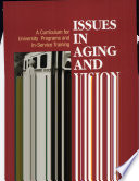 Issues in Aging and Vision Book