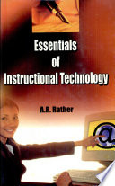 Essentials Of Instructional Technology