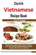 Quick Vietnamese Recipe Book
