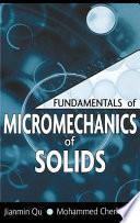 Fundamentals of Micromechanics of Solids