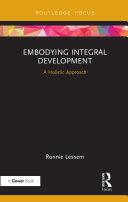 Embodying Integral Development
