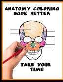 Anatomy Coloring Book Netter