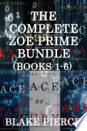 The Complete Zoe Prime Mystery Bundle (Books 1-6)