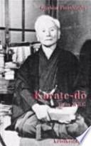 Karate-dō  : mein Weg