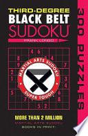 Third Degree Black Belt Sudoku