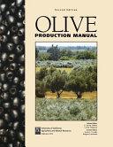 Olive Production Manual Pdf/ePub eBook