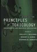 Principles Of Toxicology Book PDF