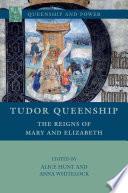 Tudor Queenship Book