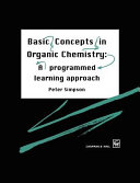 Basic Concepts in Organic Chemistry