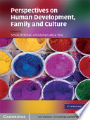 Perspectives on Human Development  Family  and Culture