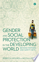 Gender And Social Protection In The Developing World Book PDF