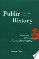 Public History  Private Stories