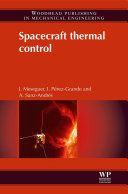 Spacecraft Thermal Control