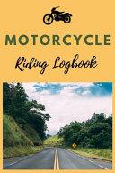 Motorcycle Riding Logbook