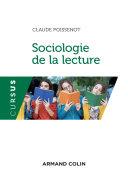 Pdf Sociologie de la lecture Telecharger