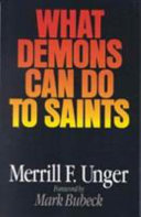 What Demons Can Do to Saints Book PDF