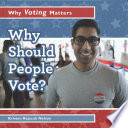 Why Should People Vote