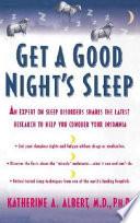 Get a Good Night s Sleep