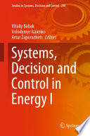 Systems  Decision and Control in Energy I