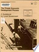 The Private Economic Development Process