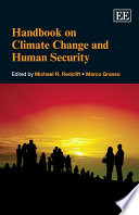 Handbook on Climate Change and Human Security Book