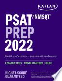 PSAT NMSQT Prep 2022