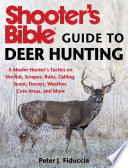 Shooter s Bible Guide to Deer Hunting Book