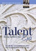The Talent Era Book