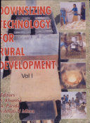 Pdf Downsizing Technology for rural Development, Vol. 1