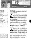 IMF Research Bulletin Book
