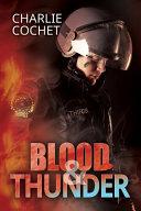 Blood   Thunder Book