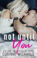 Not Until You [Pdf/ePub] eBook