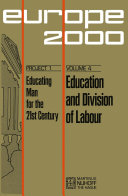 Education and Division of Labour [Pdf/ePub] eBook