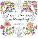 Four Seasons: A Coloring Book