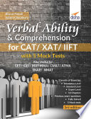 Verbal Ability Comprehension For Cat Xat Iift With 5 Mock Tests 3rd Edition