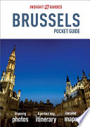 Insight Guides Pocket Brussels
