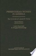 Presbyterian Women In America