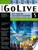 Real World Adobe GoLive 5